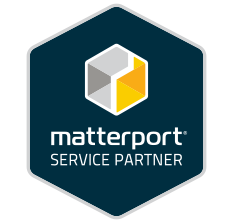 Matterport Service Partner Badge